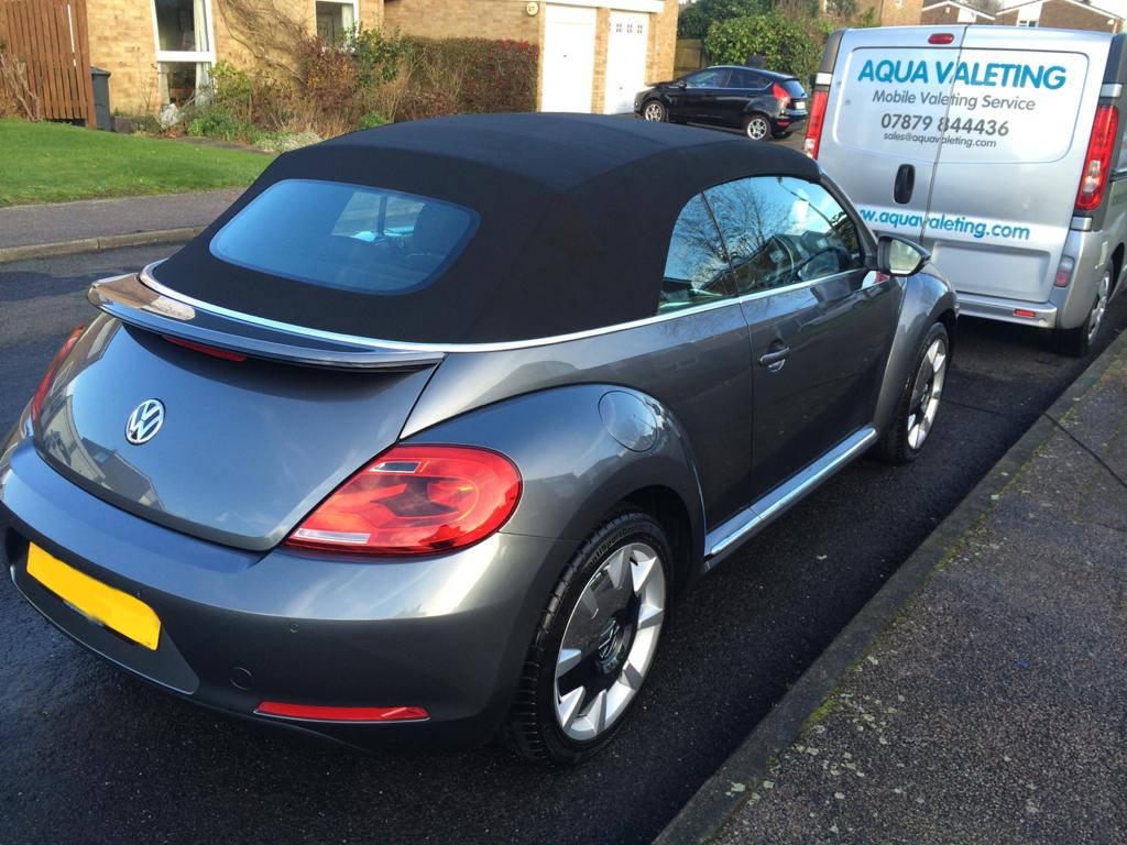 VW Full Valet