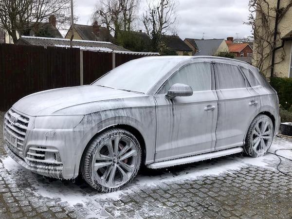Audi Full Valet