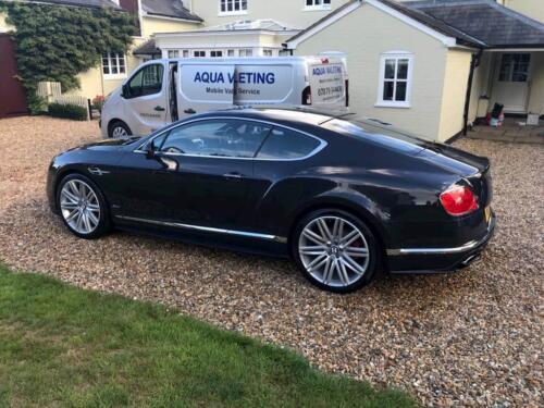 2020 Bentley Clean