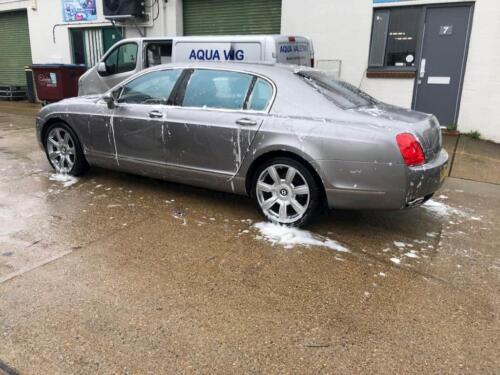 Bentley Mid Wash